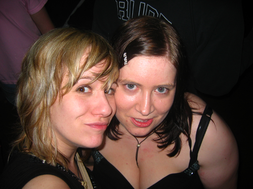 Kristin und Karina